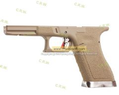 Archives G17 IPSC Frame Set - TAN